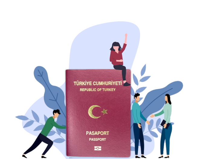 Turkish citizenship banner