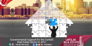 Massive support in 2017, For Istanbul Real Estate Sector