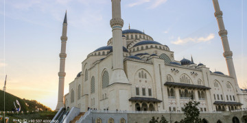 First Azan of the Çamlica Mosque Istanbul: The Largest Mosque in Turkey