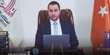 Le directeur en chef d'Imtilak Immobilier  : Nos clients préfèrent la nationalité Turque à celle de l'Europe