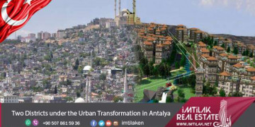 Two Districts under the Urban Transformation in Antalya
