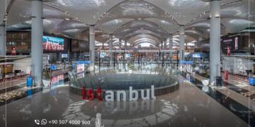 Le nouvel aéroport d'Istanbul : 1 million de passagers en 9 jours