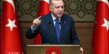 أردوغان | قناة إسطنبول مشروع غير قابل للتأجيل