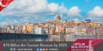 $70 Billion the Tourism Revenue by 2023