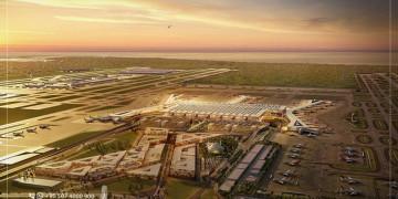 Le troisième aéroport d'Istanbul : Début inlassable et larges horizons