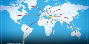 صادرات تركيا 2018 تغزو الأسواق الأوربية والعالمية وتصل إلى بلدان جديدة