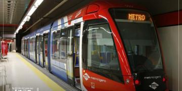 L'ouverture de la deuxième phase de la ligne de train Kabatas - Mahmut Bey