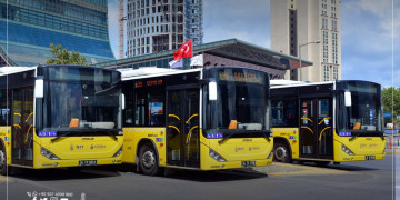 Free transportation in Istanbul at the beginning of the new year, 2020