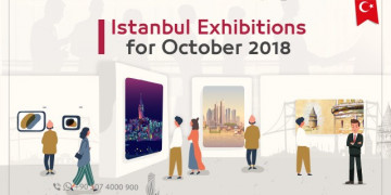 Istanbul Exhibitions for October 2018