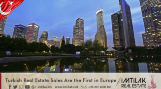 Turkish Real Estate Sales Are the First in Europe