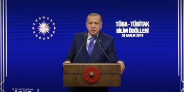 أردوغان: مصممون على إنشاء قناة إسطنبول المائية