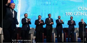 عالم الأعمال يرحب ببرنامج الحكومة الرئاسية التركية خلال 100 يوم