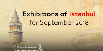 Istanbul Exhibitions for September