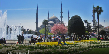 43 Million Tourists Visit Turkey in a Year: The Number of Tourists Rose 23% in Turkey 2018
