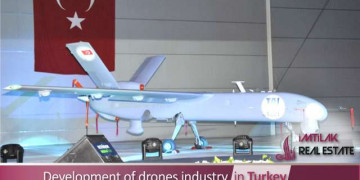 Development of drones industry in Turkey