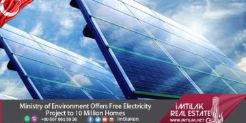 Free electricity project to 10 Million Homes