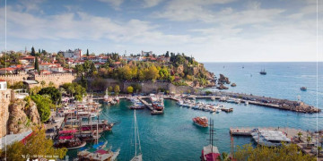 Tourism in Antalya Attracts Twice as Its Population