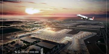 افتتاح تاريخي لمطار إسطنبول بمشاركة قادة ورؤساء دول