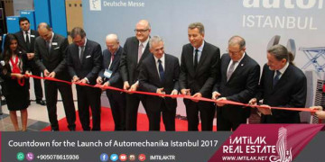 Countdown for the Launch of Automechanika Istanbul 2017