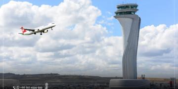 En deux semaines : La capacité d'accueil du nouvel aéroport d'Istanbul atteint 15000 passagers