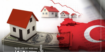 With the Lira falling .. Is it time to buy real estate in Turkey?