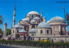 What Do You Know about the Sehzede Mosque in Istanbul?
