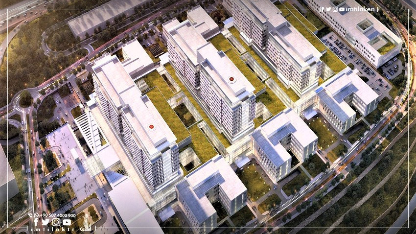 Basaksehir Medical City: a New Pride for Turkey