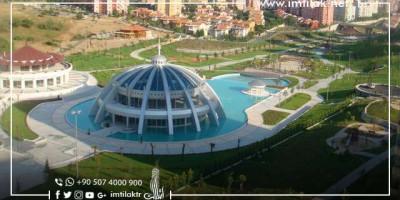 أكبر من ميدان تقسيم بضعفين: ساحة مركزية كبرى في باشاك شهير إسطنبول