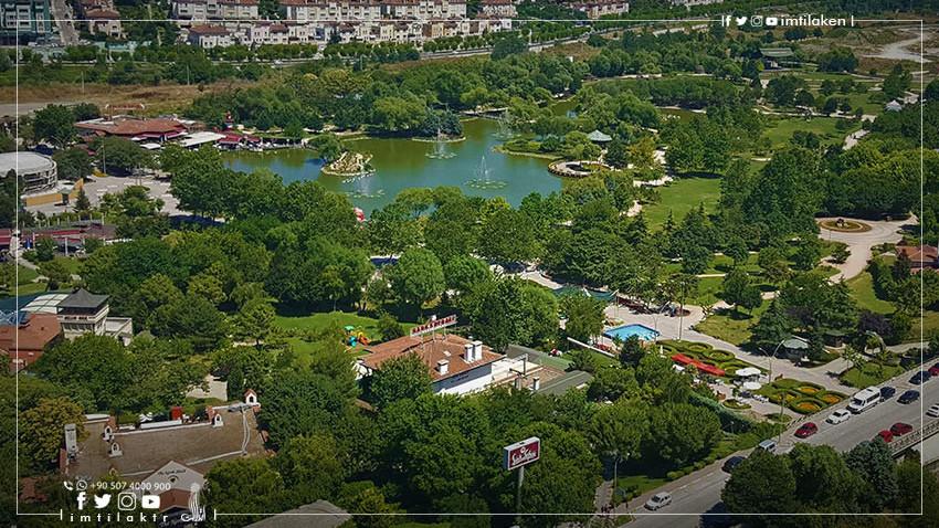 منطقة بهجة شهير في إسطنبول...اسم على مسمّى