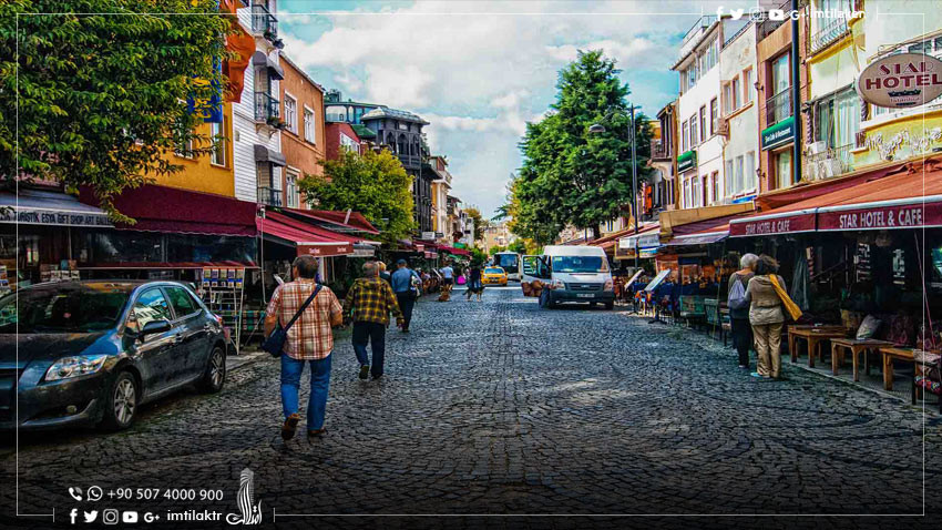 Istanbul Sisli Characteristics and Its Main Neighborhoods
