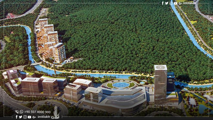 لماذا تسكن منطقة وادي اسطنبول؟ بيوت وشقق تحتضنها الطبيعة في قلب المدينة