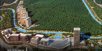 Why to Live in Istanbul Valley? Houses and Apartments within Nature in the Heart of the City