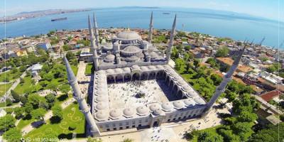 ماذا تعرف عن جامع السلطان أحمد في إسطنبول؟