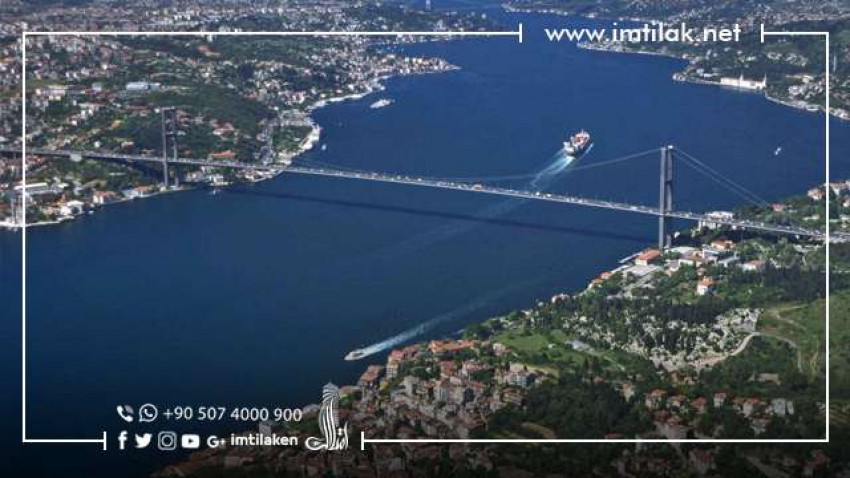 Istanbul Canal Investors Race to the Land of Dreams in Turkey