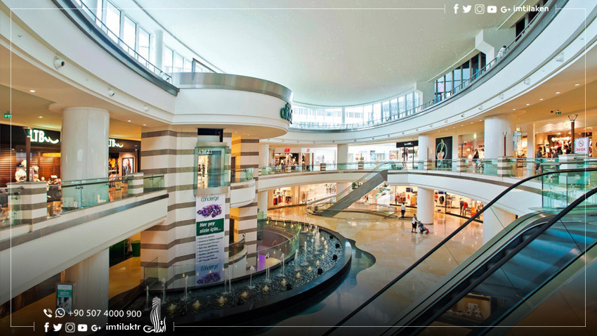 Akbati : Centre commercial doté de services stimulants et d'activités pour tous