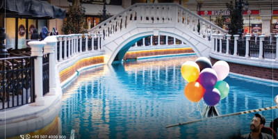 Venezia Mall and Complex: When Venice Moves from Italy to Turkey