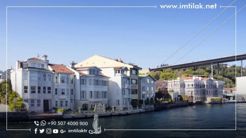 Istanbul's Sea-View Homes Have the Highest Prices