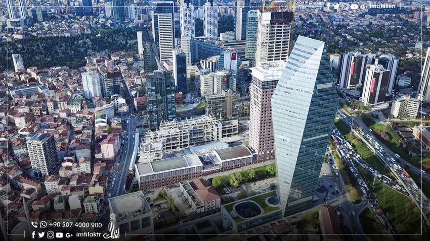 مشاريع  عقارية للشقق السكنية في إسطنبول
