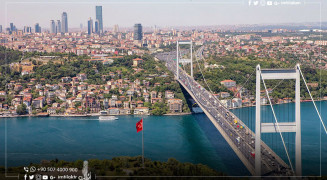 Apartments in Istanbul on the Bosphorus