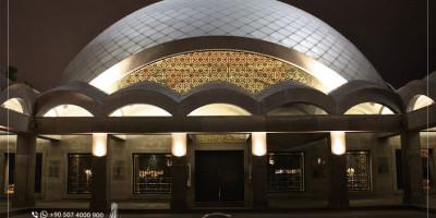 Bâtiments contemporains en Turquie: Développement de l'architecture Turque dans les temps modernes