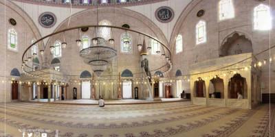 Que savez-vous de la mosquée Selim I à Istanbul?