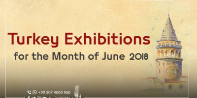 Turkey Exhibition for the Month of June 2018