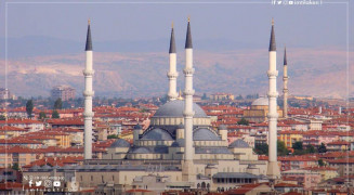 What Do You Know about Kocatepe Mosque in Ankara, the Capital of Turkey?