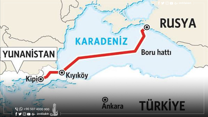 The Stages that the Turkish Stream Project Went Through