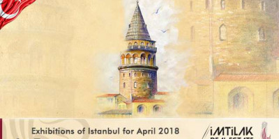 Exhibitions of Istanbul for April 2018