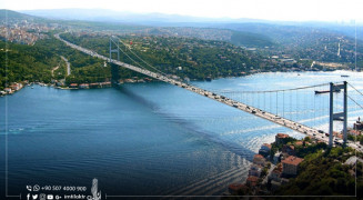 Istanbul Bosphorus: The Glittering Strait, Istanbul's Grand Bridges, and Its Water Canal