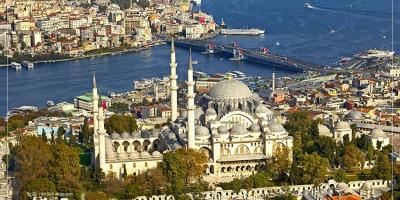 Que savez-vous de la mosquée Suleymaniye à Istanbul?