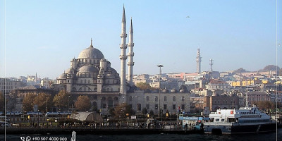 New Eminonu Mosque: Tales about the History of Istanbul