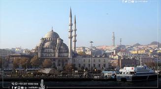 La mosquée neuve d'Eminonu : Contes sur l'histoire d'Istanbul