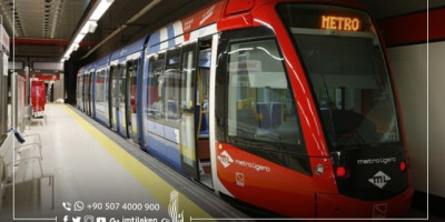 Top Metro and Tram Lines in Istanbul